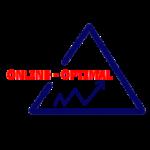 Online-Optimal Logo. American Football.